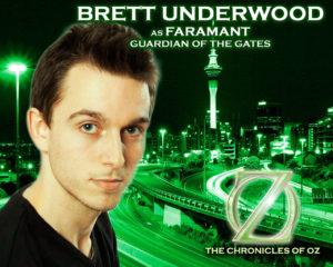 Brett Underwood as Faramant