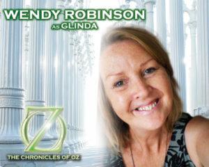 Wendy Robinson as Glinda