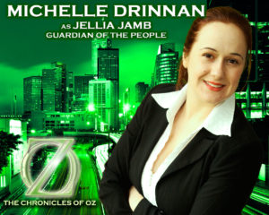 Michelle Drinnan as Jellia Jamb