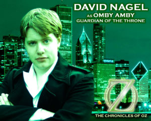 David Nagel as Omby Amby