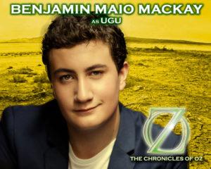 Benjamin Maio Mackay as Ugu